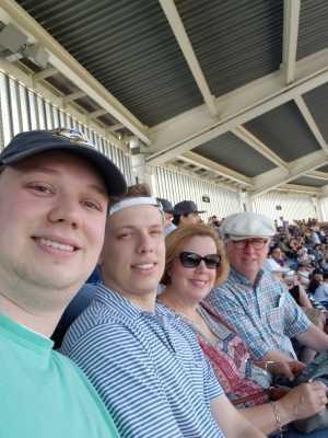 Joe B attended New York Yankees vs. San Diego Padres - MLB on May 27th 2019 via VetTix