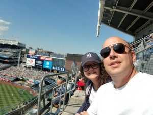Michael attended New York Yankees vs. San Diego Padres - MLB on May 27th 2019 via VetTix