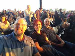 Anthony attended Sammy Hagar: Full Circle Jam - Pop on Jun 7th 2019 via VetTix