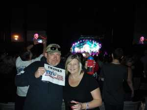 WILLIAM attended Sammy Hagar: Full Circle Jam - Pop on Jun 7th 2019 via VetTix