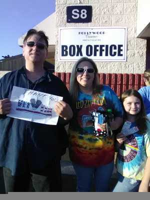 philip attended Sammy Hagar: Full Circle Jam - Pop on Jun 7th 2019 via VetTix