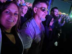 Christine attended Sammy Hagar: Full Circle Jam - Pop on Jun 7th 2019 via VetTix