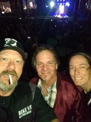 Chris attended Sammy Hagar: Full Circle Jam - Pop on Jun 7th 2019 via VetTix
