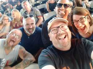 Scott M, USMC attended Sammy Hagar: Full Circle Jam - Pop on Jun 7th 2019 via VetTix