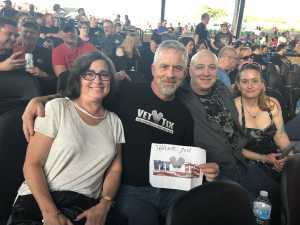 Jeffrey attended Sammy Hagar: Full Circle Jam - Pop on Jun 7th 2019 via VetTix