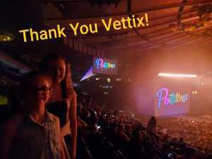 mathew attended Pentatonix: the World Tour With Special Guest Rachel Platten - Pop on Jun 6th 2019 via VetTix