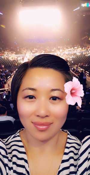 Serena  attended Pentatonix: the World Tour With Special Guest Rachel Platten - Pop on Jun 6th 2019 via VetTix