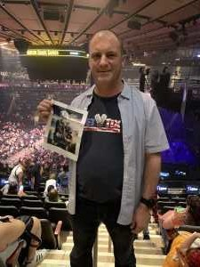 mark attended Pentatonix: the World Tour With Special Guest Rachel Platten - Pop on Jun 6th 2019 via VetTix
