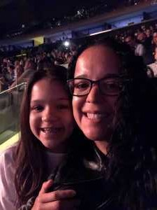 Maria attended Pentatonix: the World Tour With Special Guest Rachel Platten - Pop on Jun 6th 2019 via VetTix