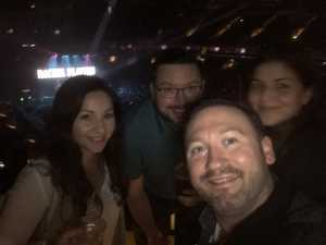 david attended Pentatonix: the World Tour With Special Guest Rachel Platten - Pop on Jun 6th 2019 via VetTix