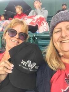 Carol, wife of Thomas Moore attended Los Angeles Angels vs. Texas Rangers - MLB on May 26th 2019 via VetTix