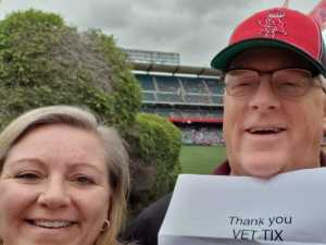 Daniel attended Los Angeles Angels vs. Texas Rangers - MLB on May 26th 2019 via VetTix