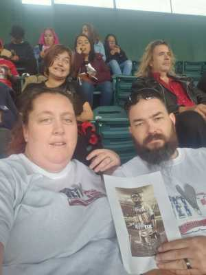 Jimmy Arhontis attended Los Angeles Angels vs. Texas Rangers - MLB on May 26th 2019 via VetTix