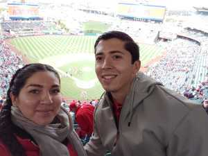 Jason attended Los Angeles Angels vs. Texas Rangers - MLB on May 26th 2019 via VetTix
