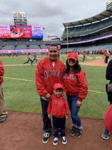 Paul attended Los Angeles Angels vs. Texas Rangers - MLB on May 26th 2019 via VetTix