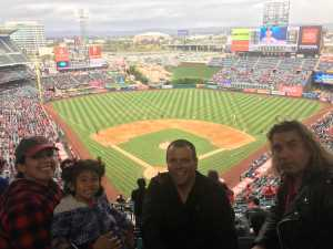 John attended Los Angeles Angels vs. Texas Rangers - MLB on May 26th 2019 via VetTix