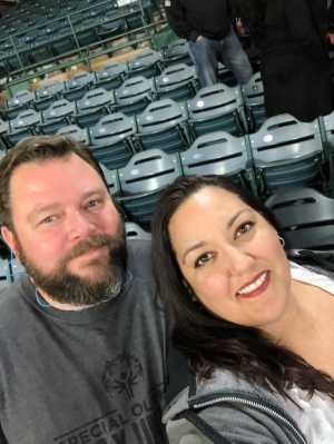 Karl attended Los Angeles Angels vs. Texas Rangers - MLB on May 26th 2019 via VetTix