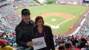 Daniel attended Los Angeles Angels vs. Texas Rangers - MLB on May 26th 2019 via VetTix