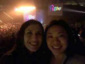 Yvonne attended Pentatonix: the World Tour With Special Guest Rachel Platten - Pop on Jul 3rd 2019 via VetTix