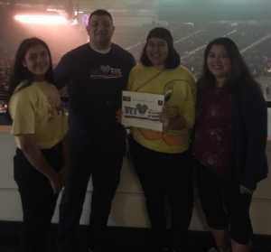 Augustine attended Pentatonix: the World Tour With Special Guest Rachel Platten - Pop on Jul 3rd 2019 via VetTix