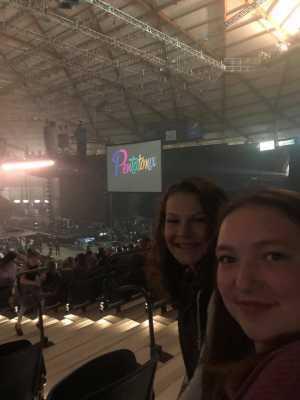 Chris attended Pentatonix: the World Tour With Special Guest Rachel Platten - Pop on Jul 3rd 2019 via VetTix