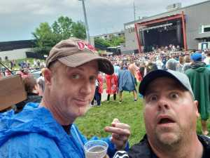 Eric attended Now's the Time Tour - Collective Soul and Gin Blossoms - Alternative Rock on Jun 15th 2019 via VetTix