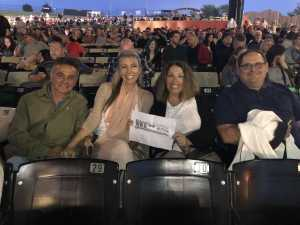 Violet attended Adam Sandler - Comedy on Jun 1st 2019 via VetTix