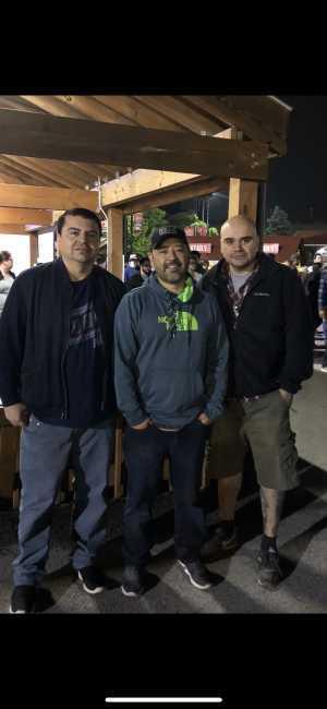 Guadalupe attended Adam Sandler - Comedy on Jun 1st 2019 via VetTix