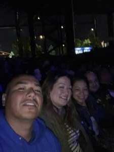 ALFREDO attended Adam Sandler - Comedy on Jun 1st 2019 via VetTix