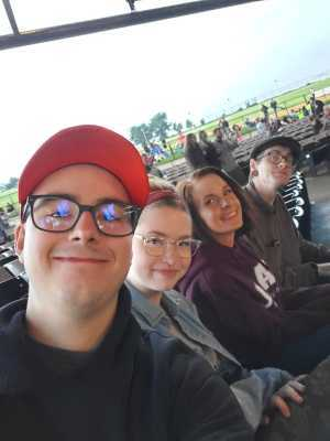 jeffrey attended Adam Sandler - Comedy on Jun 1st 2019 via VetTix