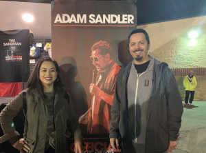 Al attended Adam Sandler - Comedy on Jun 1st 2019 via VetTix