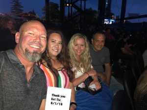 Jason attended Adam Sandler - Comedy on Jun 1st 2019 via VetTix