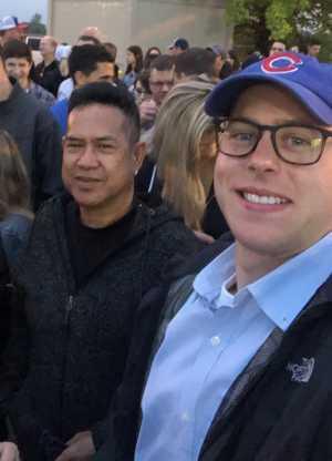 Austin attended Adam Sandler - Comedy on Jun 1st 2019 via VetTix