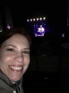 Stacey attended Adam Sandler - Comedy on Jun 1st 2019 via VetTix