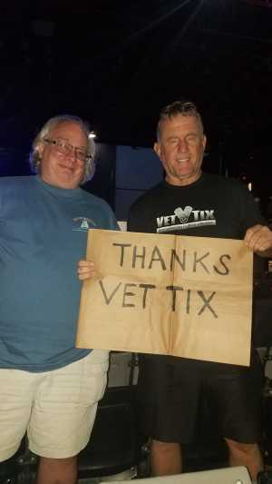 Brian attended Adam Sandler - Comedy on Jun 1st 2019 via VetTix