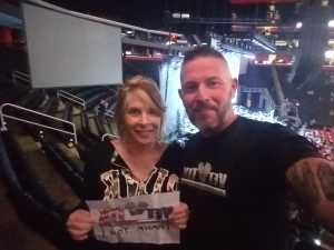 Danny attended The Who: Moving on - Pop on May 28th 2019 via VetTix