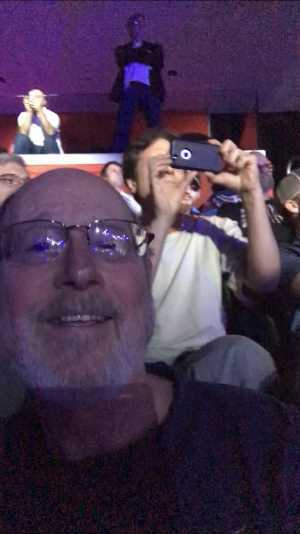 Anthony attended The Who: Moving on - Pop on May 28th 2019 via VetTix