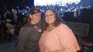 Priscilla attended The Who: Moving on - Pop on May 28th 2019 via VetTix