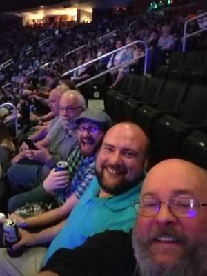 Jason attended The Who: Moving on - Pop on May 28th 2019 via VetTix