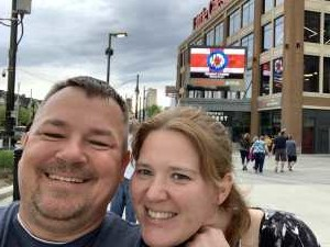 Micheal attended The Who: Moving on - Pop on May 28th 2019 via VetTix
