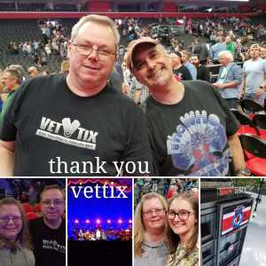 Michael  attended The Who: Moving on - Pop on May 28th 2019 via VetTix
