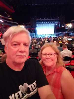 Robert attended The Who: Moving on - Pop on May 28th 2019 via VetTix