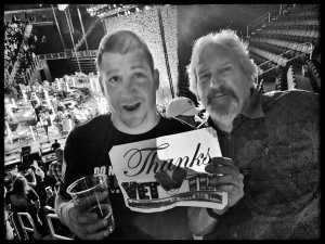 Eli attended The Who: Moving on - Pop on May 28th 2019 via VetTix