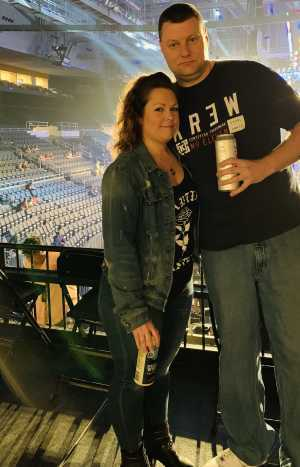 shane attended The Who: Moving on - Pop on May 28th 2019 via VetTix