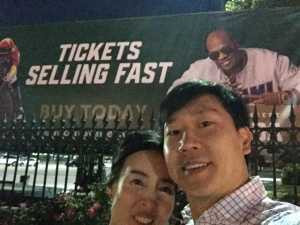 AJ attended The 151st Belmont Stakes - Horse Racing on Jun 8th 2019 via VetTix