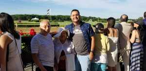 Andres attended The 151st Belmont Stakes - Horse Racing on Jun 8th 2019 via VetTix