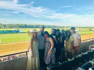 Mark attended The 151st Belmont Stakes - Horse Racing on Jun 8th 2019 via VetTix
