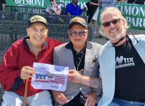 Roger attended The 151st Belmont Stakes - Horse Racing on Jun 8th 2019 via VetTix