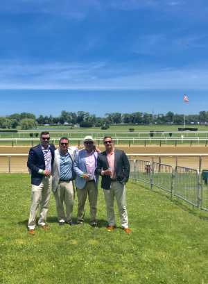 Brendan attended The 151st Belmont Stakes - Horse Racing on Jun 8th 2019 via VetTix