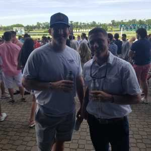 David attended The 151st Belmont Stakes - Horse Racing on Jun 8th 2019 via VetTix